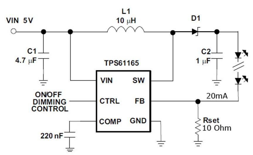 LED Driver 20mA