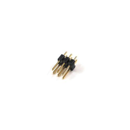 Header Male 2x3 pins