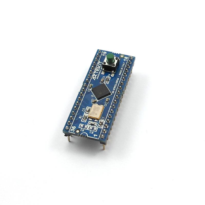 AK-STM32-DIP36 - STM32 36 Pin Breakout Board