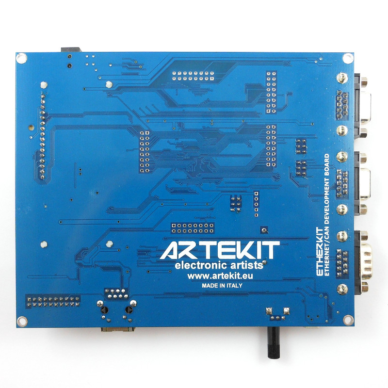 AK-STM32-ETH Ethernet Development Board