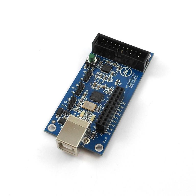AK-STM32-ETH Ethernet Development Board | Artekit