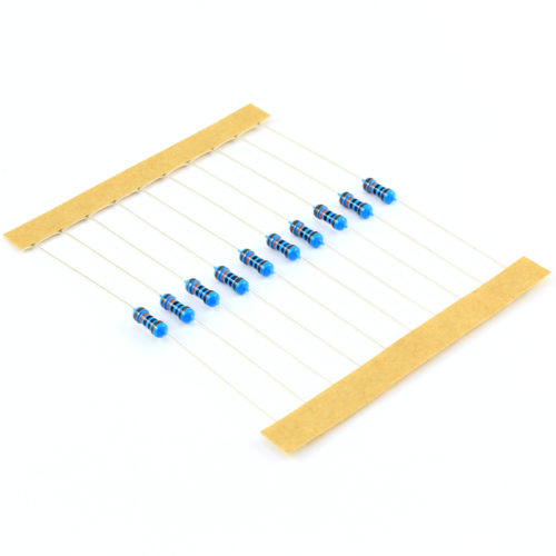 Metal Film Resistor - Pack of 10