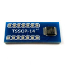 TSSOP-14 to DIP Adapter (IC not included)