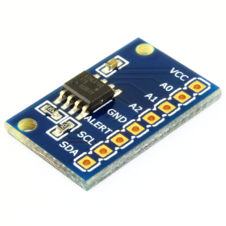 AK-AT30TS75 Temperature sensor board