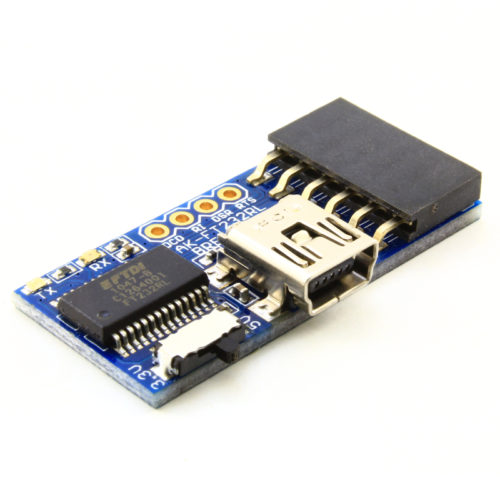 AK-FT232RL - USB to Serial Converter
