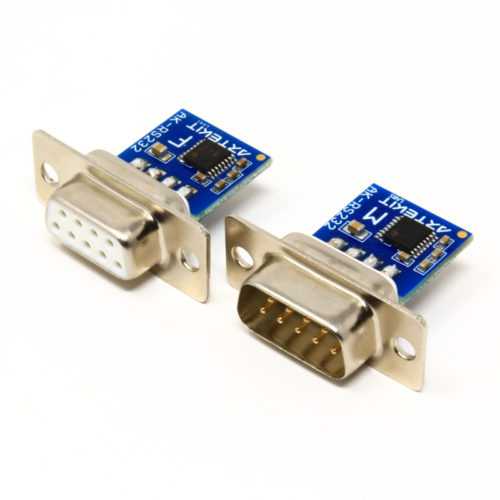 AK-RS232 TTL-to-RS232 converter