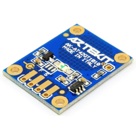 AK-AT42QT1010 - Capacitive touch sensor