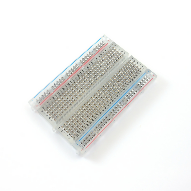 400 tie point breadboard (translucent)