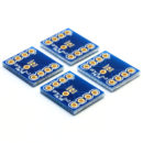 DFN-8 to DIP Adapter (2mm x 2mm - P0.50) Pack of 4