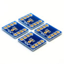 DFN-8 to DIP Adapter (3mm x 2mm - P0.50) Pack of 4