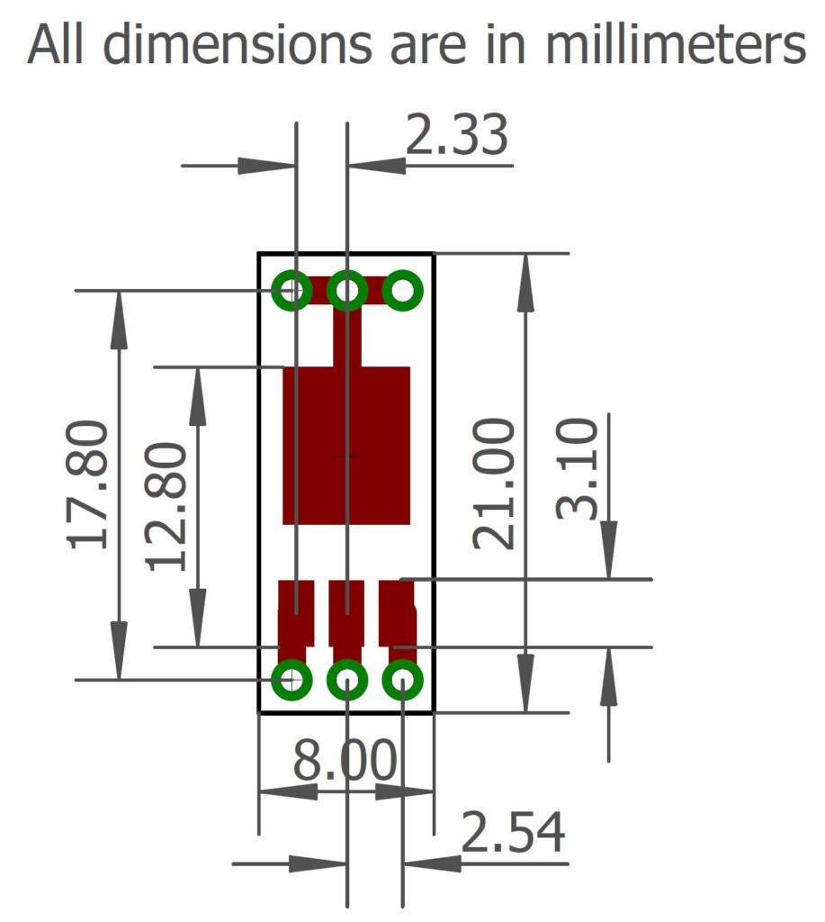 DPAK-3-4 Dimensions