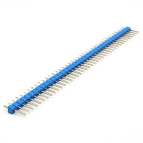Header Male 40 Pins – Blue