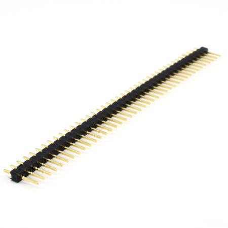 Header Male 40 Pins - Black