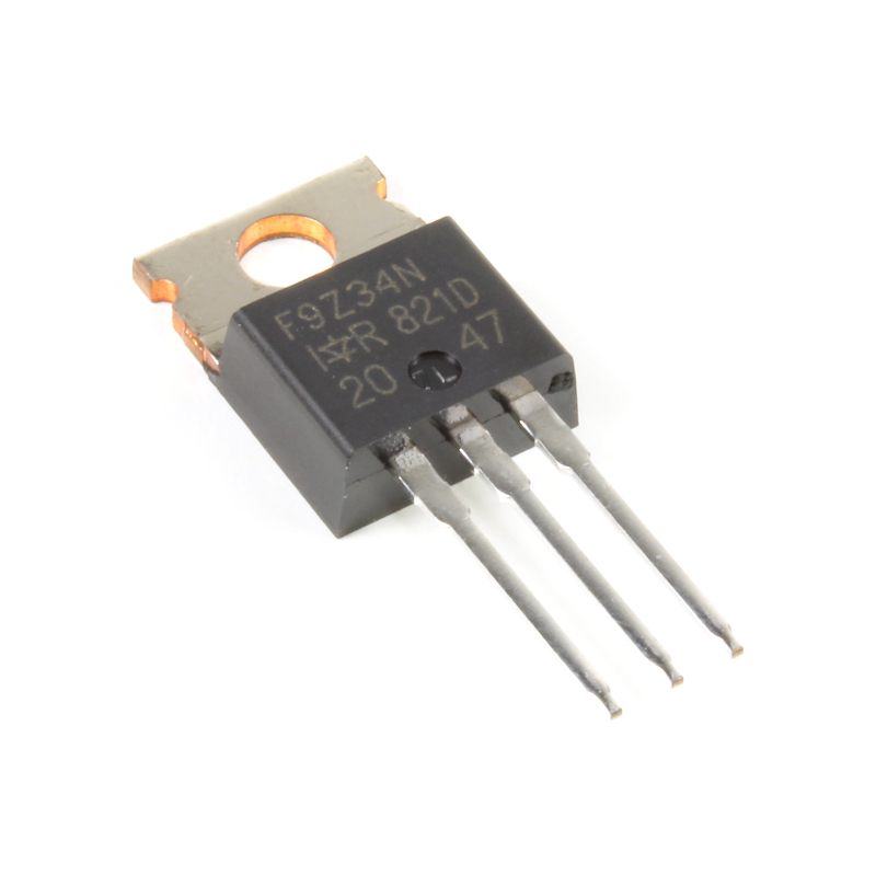 IRF9Z34N - P-Channel MOSFET