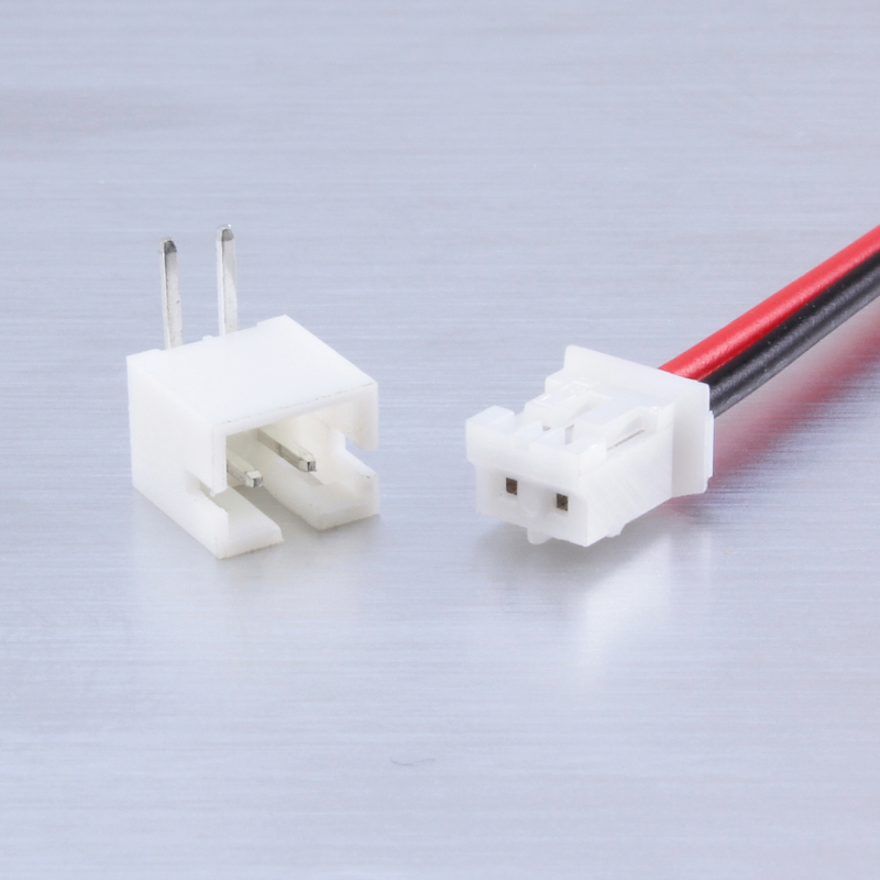 JST PH 2-Pin Cable with Male/Female Connector | Artekit