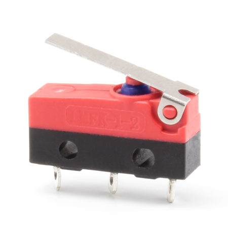Waterproof momentary micro switch