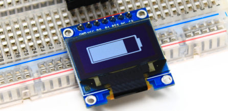 SSD1306 128x64 OLED Display