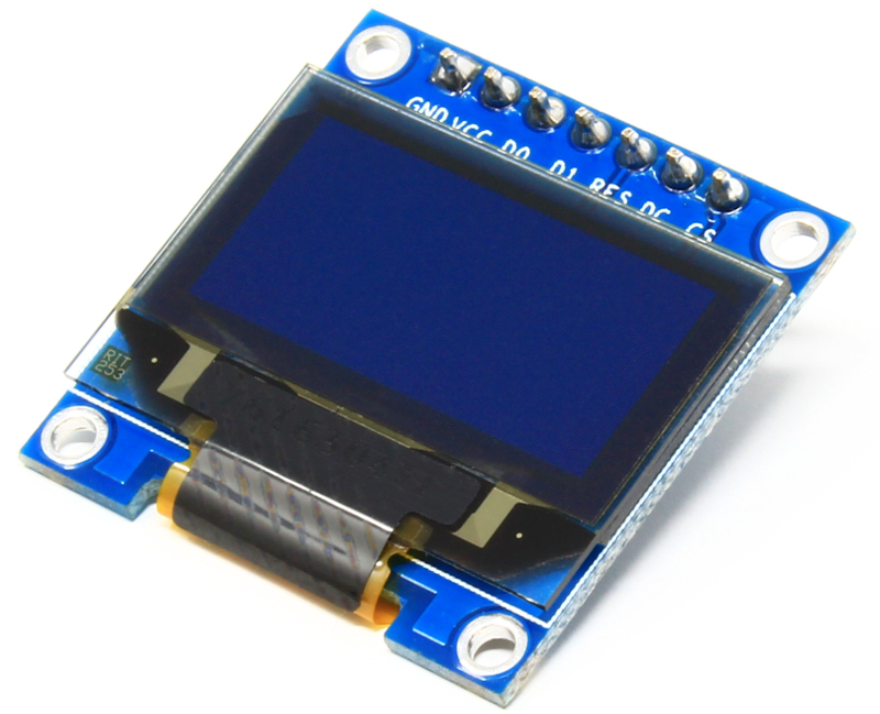SSD1306 128×64 OLED Display