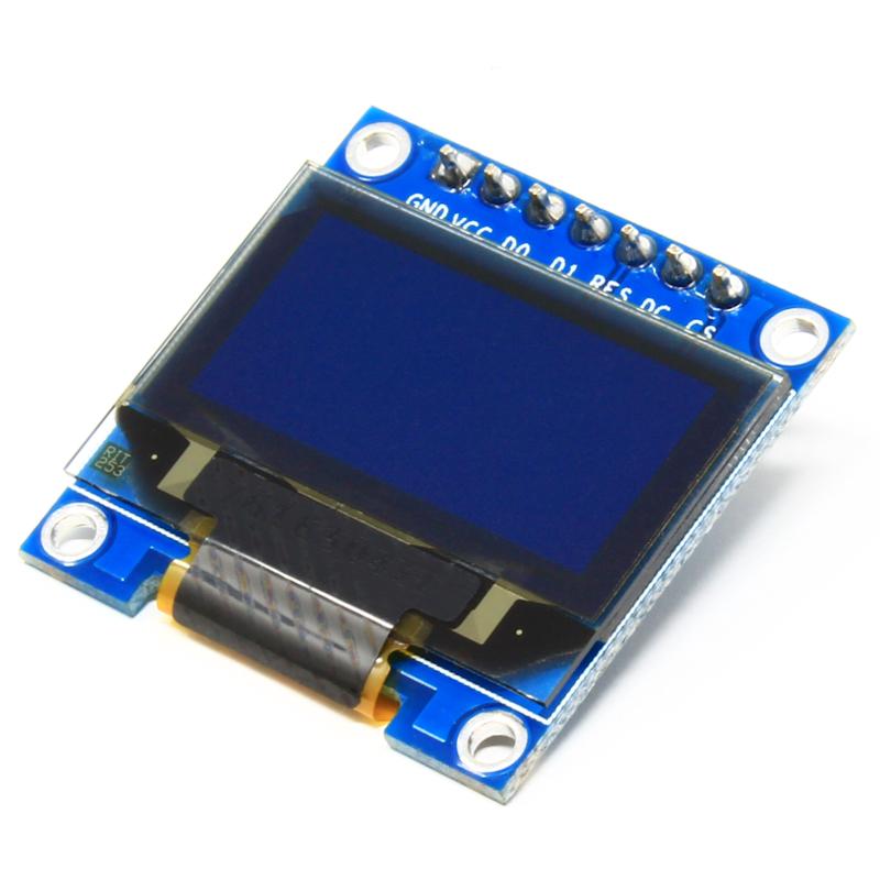 SSD1306 128x64 OLED Display