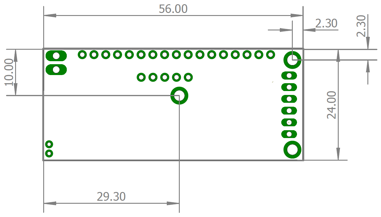 PropBoard dimensions