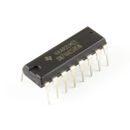 74HC595 - 8-Bit Shift Register