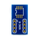 SOIC-8 to DIP Adapter
