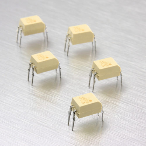 TLP627 - Optocoupler with Darlington Phototransistor