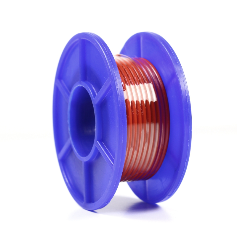 Wire Spool - Stranded - 22 AWG - 5m - Red